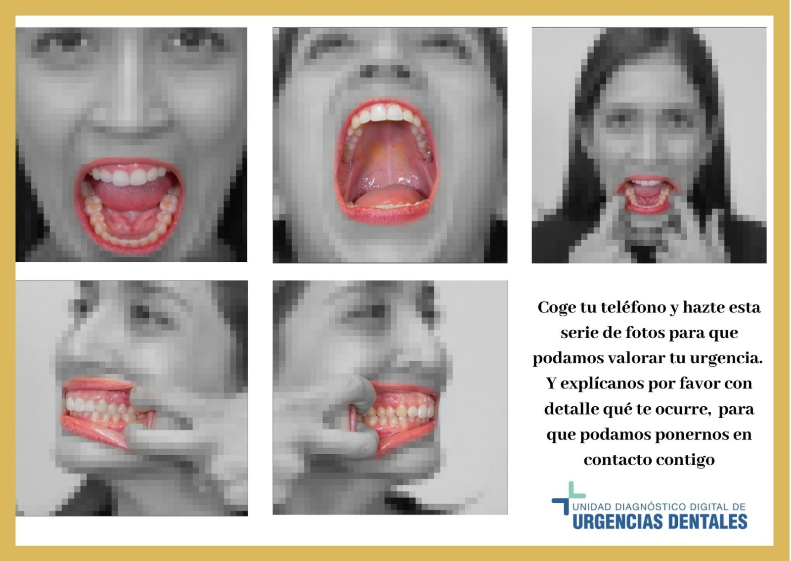 diagnostico dental online Clínica Dentall