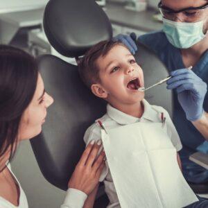 Caries dentales: