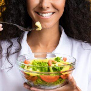 nutrición y salud dental